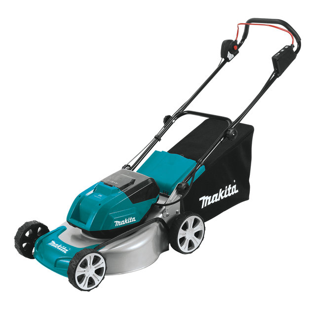 "DLM461Z - 18Vx2 Brushless Lawn Mower 460mm (18"")"