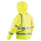 CJ106DZ - 12V Max High Vis Jacket - Back