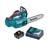 DUC254RT - 18V Brushless Top Handle Chainsaw Kit