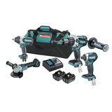 DLX4092T - 18V Mobile Brushless 4 Piece Combo Kit