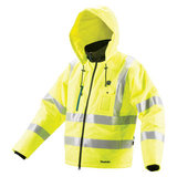 CJ106D - High Vis Heated Jacket