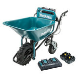 DCU180PT2B-18vx2 Brushless Wheelbarrow Kit