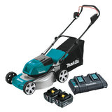 "DLM461PG2 - 18Vx2 Brushless Lawn Mower 460mm (18"") Kit"