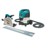 MAK-COMBO-025 - Plunge saw and Vacuum Combo Kit
